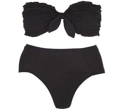 White, Undergarment, Costume accessory, Black, Briefs, Swimwear, Lingerie, Underpants, Swimsuit bottom, Brassiere,