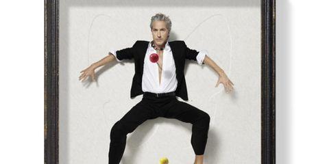 Dress shirt, Collar, Wrist, Knee, Blazer, Suit trousers, Tie, Active pants, Balance, Stock photography,