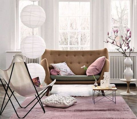Interieur inspiratie: 11x roze in je huis