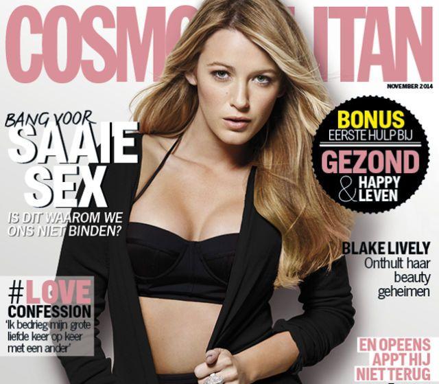 13 Redenen Waarom We Een Girl Crush Hebben Op Blake Lively
