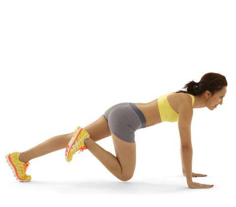 Human leg, Shoulder, Elbow, Sportswear, Joint, Wrist, Physical fitness, Waist, Knee, Thigh,