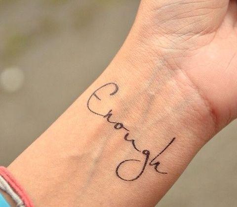 Inspiratie 19 Tattoos Op Je Pols