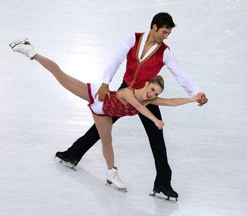 Ice skate, Fun, Recreation, Figure skate, Ice rink, Figure skating, Outdoor recreation, Ice, Dancer, Skating,