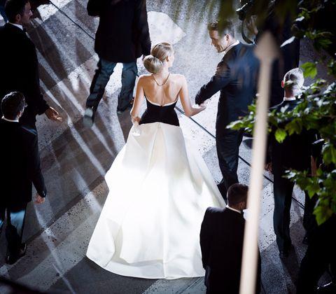 Trousers, Coat, Dress, Bridal clothing, Outerwear, Formal wear, Gown, Wedding dress, Suit, Bride,