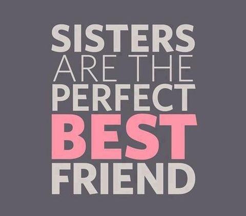 Lieve quotes over zussen