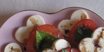 mozzarella tomaat salade