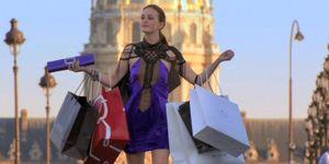 Blair Waldorf Leighton Meester shoppen