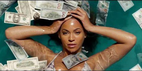 Beyoncé geld