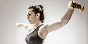 work-out gewichtjes