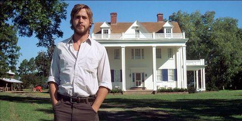 Ryan Gosling the Notebook