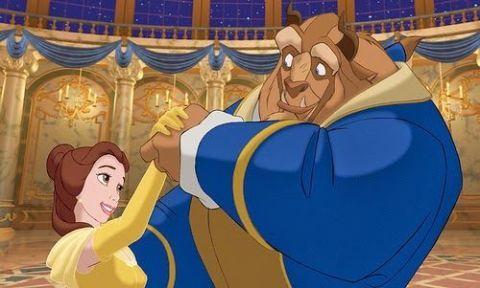 Disney Belle en het Beest