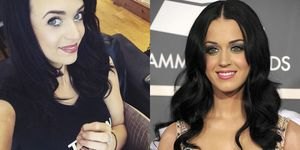 Katy Perry look a like