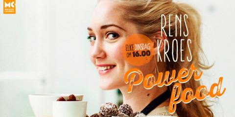 Rens Kroes Powerfood Food Channel