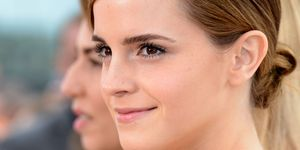 Emma Watson mooie huid
