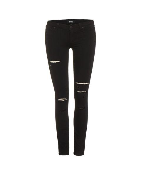Leg, Denim, Jeans, Standing, Waist, Style, Black, Pocket, Thigh, Knee,