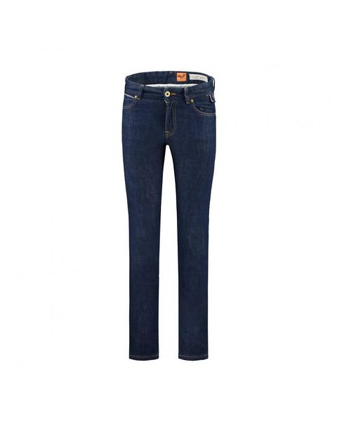 Blue, Brown, Product, Pocket, Denim, Trousers, Jeans, Textile, White, Standing,