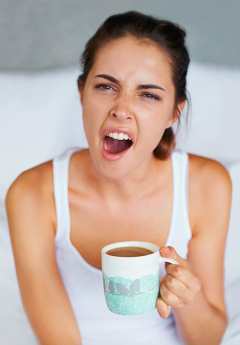 gapen moe koffie