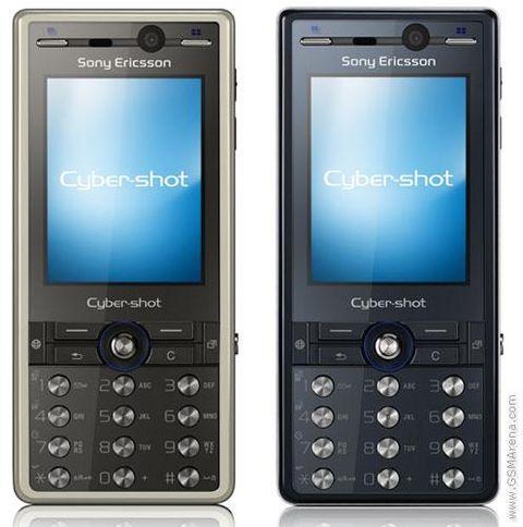 Sony Ericsson K810 Cyber-shot