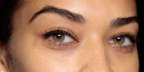 Lip, Cheek, Brown, Skin, Hairstyle, Chin, Forehead, Eyelash, Eyebrow, Earrings,
