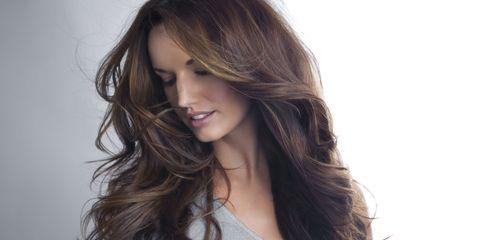 Hair, Lip, Brown, Hairstyle, Chin, Forehead, Shoulder, Eyebrow, Eyelash, Facial expression,