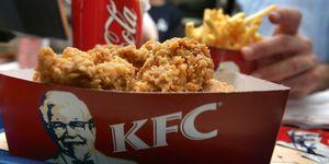 KFC, Kentucky Fried Chicken