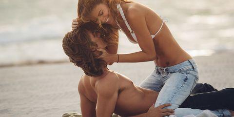 sex zomer strand