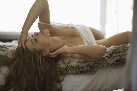 Vrouwelijke masturbatie orgasme video