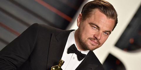 Leonardo DiCaprio Vanity Fair Oscar Party 2016
