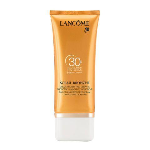 <p>Lancôme zonbescherming SPF 30, € 34,95 - verkrijgbaar via douglas.nl</p>