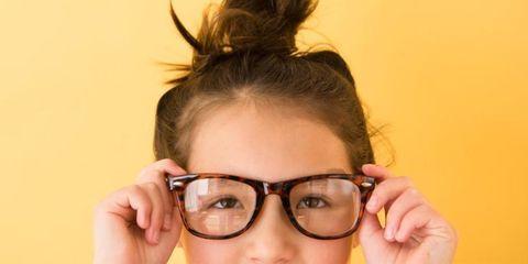 meisje slim