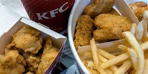 De-KFC-geurkaars