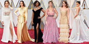 The best Oscars 2017 dresses