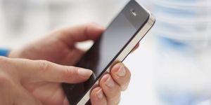 iPhone-op-zwart-wit