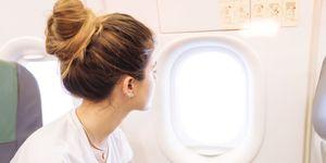 ventilator in vliegtuig
