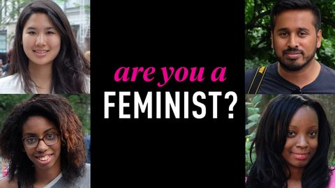 In Video: The Faces of Feminism