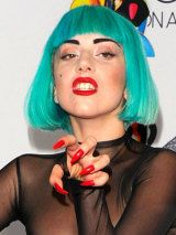 Finger, Lip, Hairstyle, Chin, Eyebrow, Style, Wig, Beauty, Black, Hair coloring,