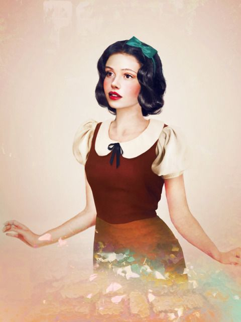 Here S What 11 Disney Princesses Would Look Like In Real Life