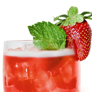 <i>1 oz. blood orange juice