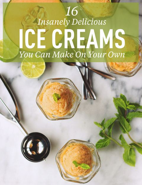 Ice cream sorbet recipes easy