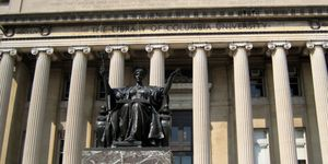 <p>According to a current student, to rush prestigious, moneyed co-ed frat St. Anthony's at <strong>Columbia University</strong>, male pledges have to buy a ticket to Hong Kong and burn it, while female pledges have to buy a Tiffany necklace and throw it in the Hudson River — to prove that they're stupidly rich. Or the alternative: Smashing your Rolex.</p>
