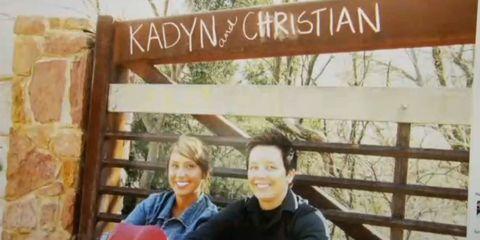 Kadyn and Christian