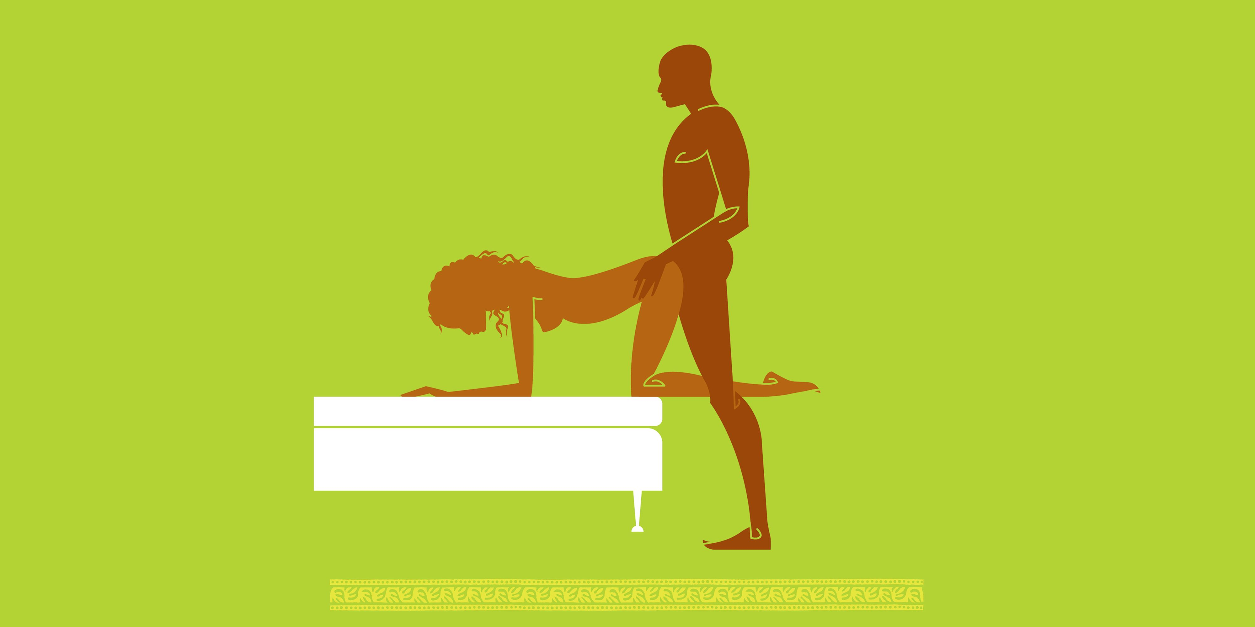 Mover and a shaker sex position