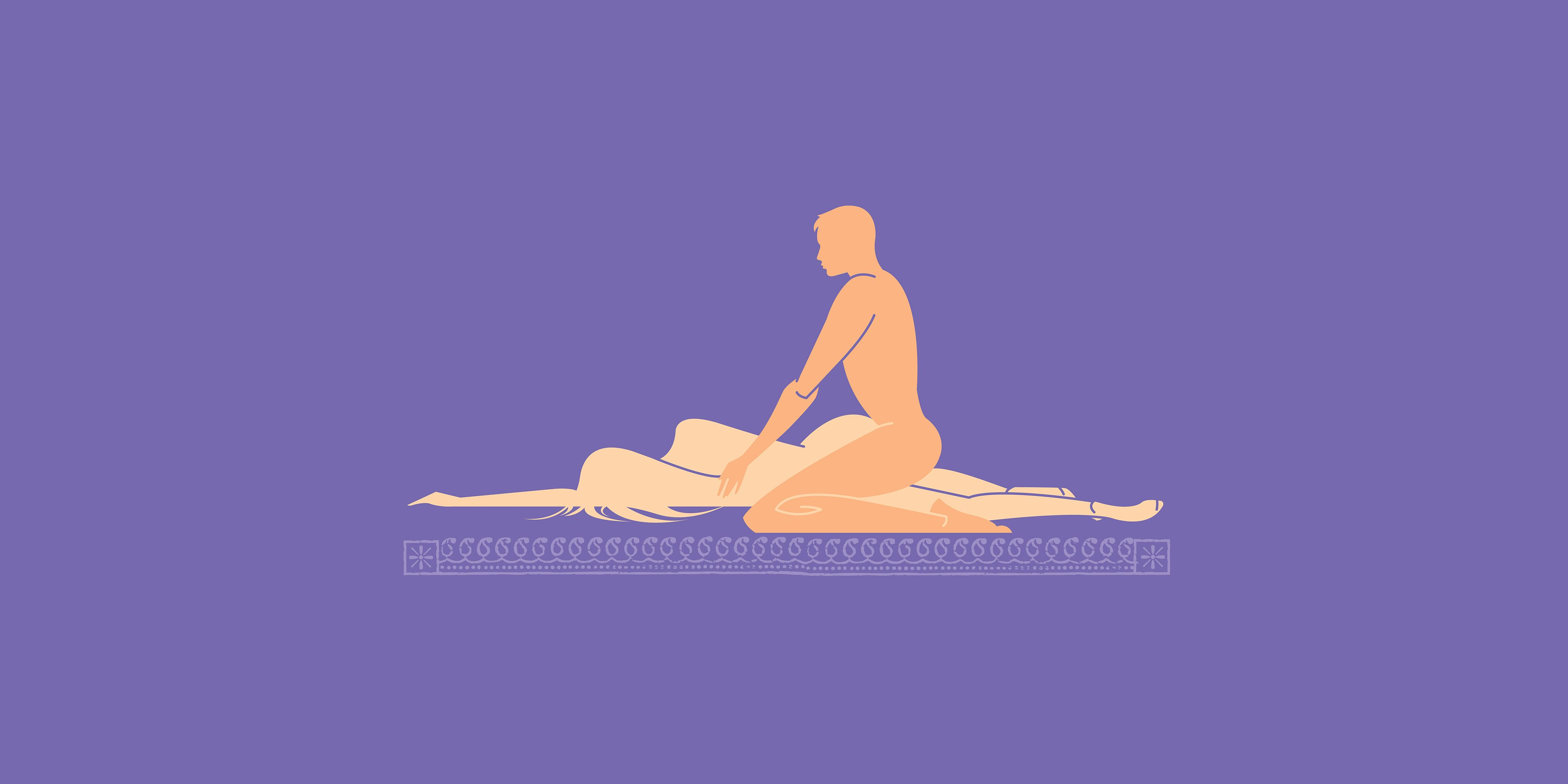 Sex positions on the side