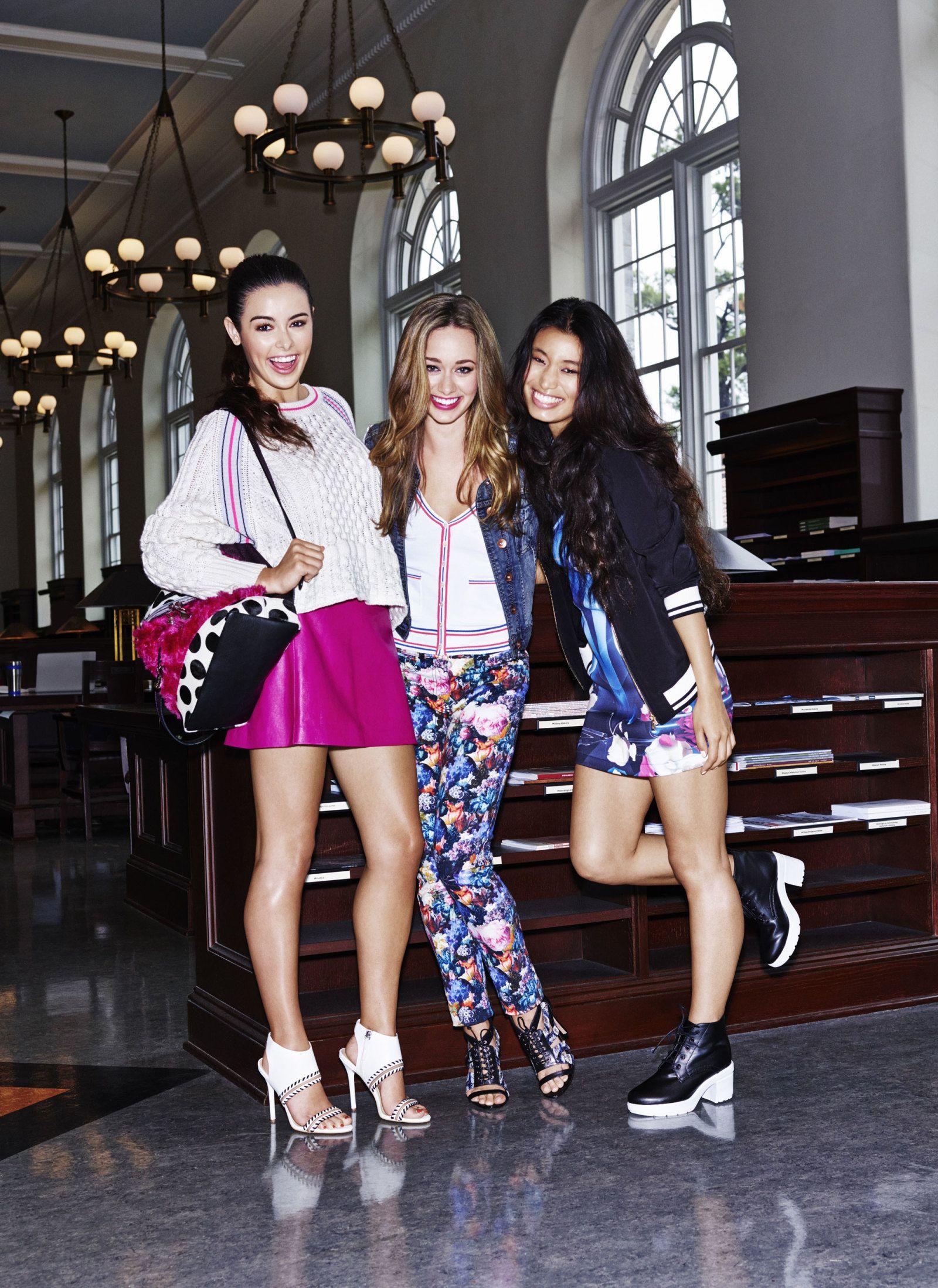 Watch - Styleskidmore Campus college fashion rebecca video