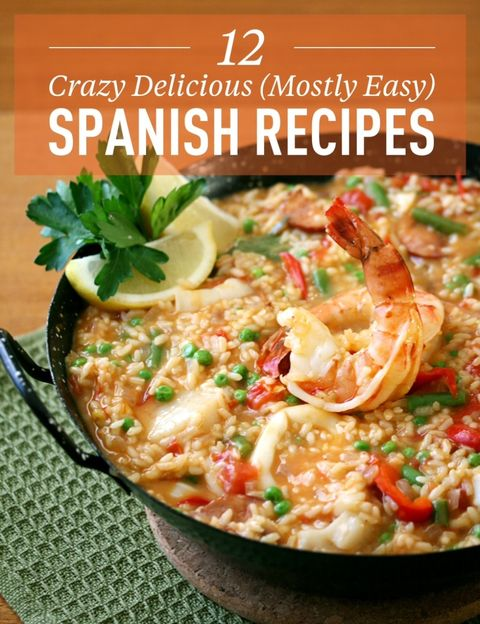 Crazy delicious mostly easy spanish recipes spanish food recipes cook up a feast a delicious brimming with seafood crazy perfect feast in just 45 minutes with this surprisingly simple recipe forumfinder Images