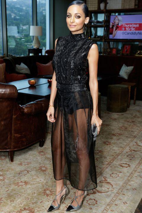 Human, Human leg, Thigh, Foot, Long hair, Stocking, See-through clothing, Lace, Fashion model, Body jewelry,
