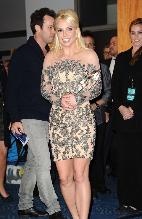 Britney Spears's Ex-Boyfriend Banned From Contacting Her