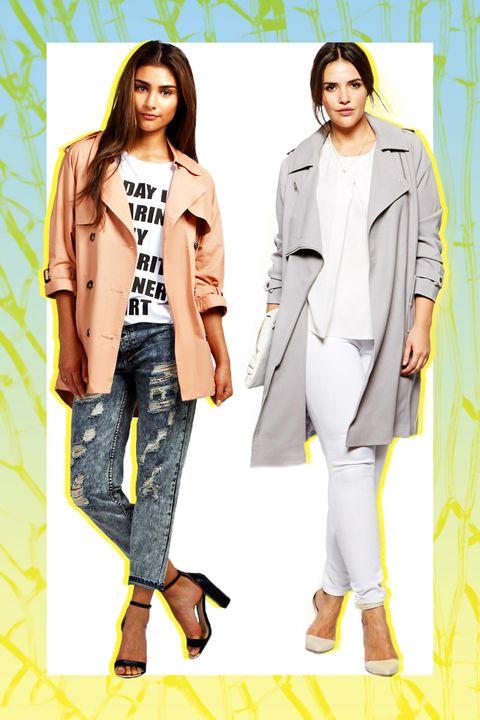 Clothing, Footwear, Leg, Yellow, Green, Sleeve, Collar, Textile, Outerwear, White,