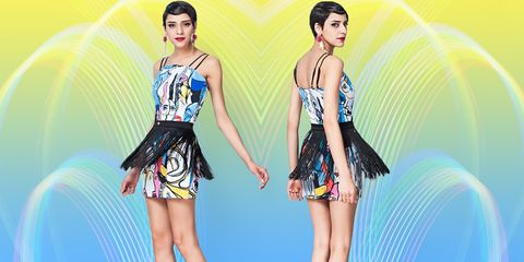 Shoulder, Style, Waist, One-piece garment, Day dress, Fashion, Youth, Fashion model, Cocktail dress, Fashion design,