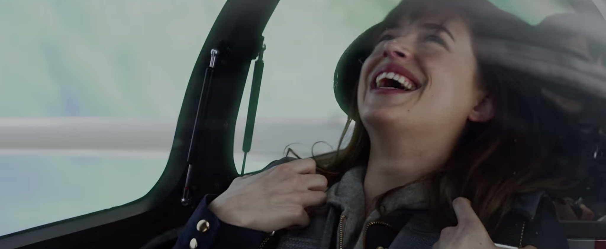 "57 Things Anastasia's Inner Goddess Does in ""Fifty Shades of Grey"""